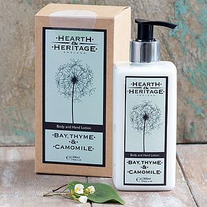Cottage Garden Body And Hand Lotion - bathroom