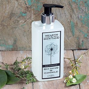 Cottage Garden Hand And Body Wash - soaps
