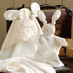 Personalised Organic Bath Time Gift Set - children's clothing