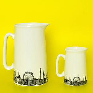 London Skyline Jug - the london collection
