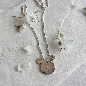 Personalised Family Necklace - women's jewellery