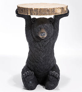Bear Side Table - furniture