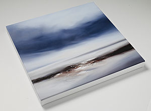 Restless Five Canvas Seascape Print - shop by price