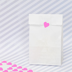 Tall Paper Bags - weddings sale