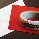 One Ring Greetings Card