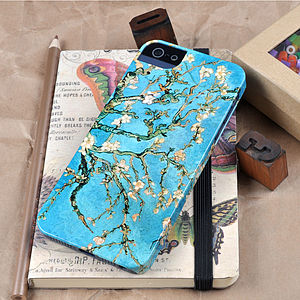 Almond Blossom Case For iPhone And Samsung Galaxy - tech accessories for her