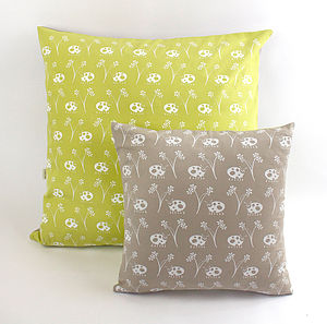 Lady Bird Collection Cushions - soft furnishings