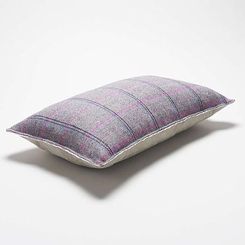Heather Tweed Cushion