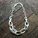 Arriane Chain Link Necklace