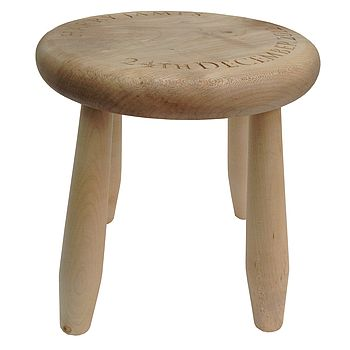 Personalised Child's Stool