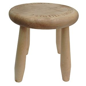 Personalised Child's Stool - our favourite furniture under £150