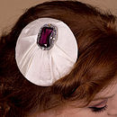 Jewelled Bridal Fascinator