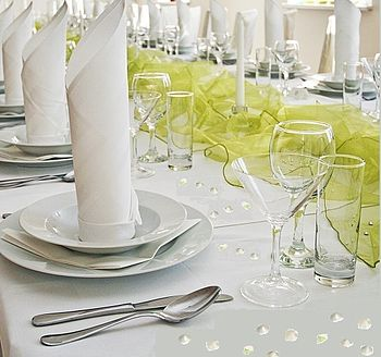 Pearl Table Decorations