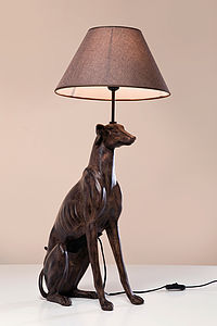 Greyhound Lamp - table & floor lamps