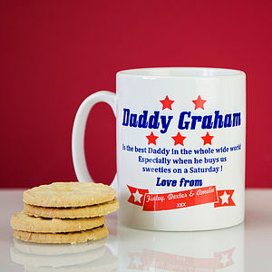 Personalised American Diner Mug - shop by price