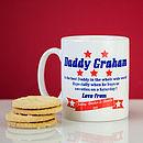 Personalised American Diner Mug
