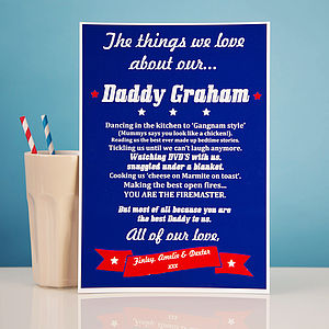 Personalised American Diner Print - view all sale items