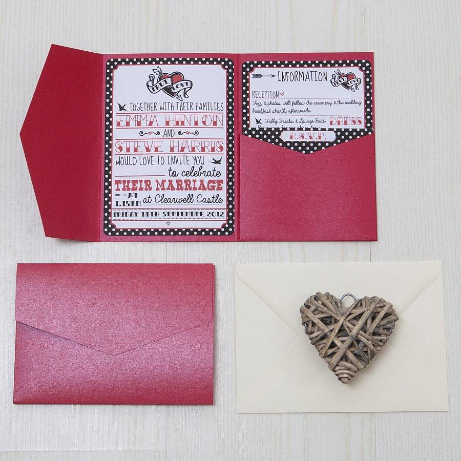 Rockabilly Wedding Invitations correctly perfect ideas for your invitation layout
