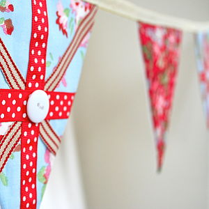 Union Jack Celebration Party Bunting - bunting & garlands