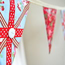 Union Jack Celebration Party Bunting