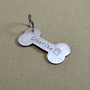 Charlie Dog Tag - clothes & accessories