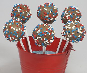 Little Stars Cake Pop Baking Kit