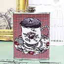 Picnic Parlour Hip Flask