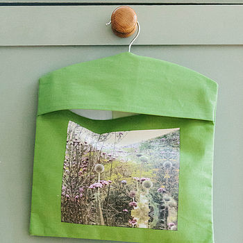 Meadow Peg Bag