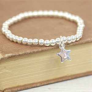 Girl's Initial Mini Florence Bracelet - children's jewellery