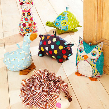 Animal Shaped Doorstops