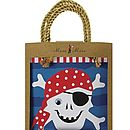Thumb ahoy there pirate party bags