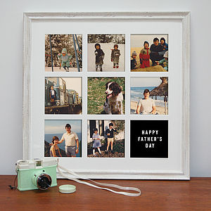 Multi Aperture Frame - posters & prints