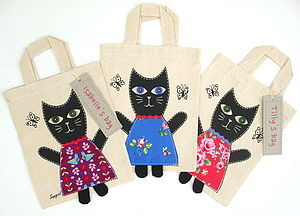 Cat Bag - girls' bags & purses