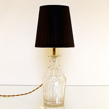 Victoria Decanter Lamp