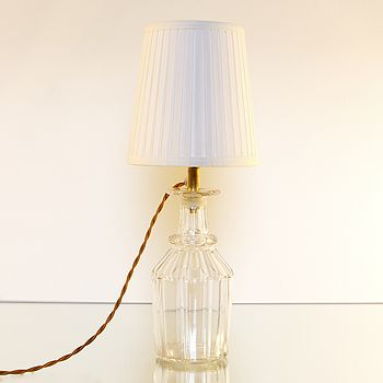 Vicky Decanter Lamp