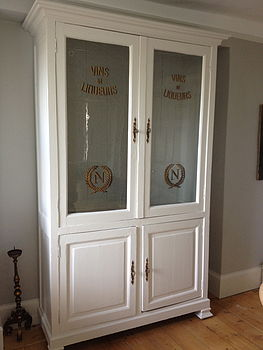 French Style Cupboard