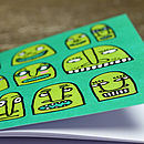 Monster Notebook by Angela Chick