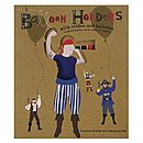 Ahoy There Pirate Balloon Holders