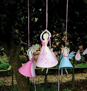 Princess Balloon Holders