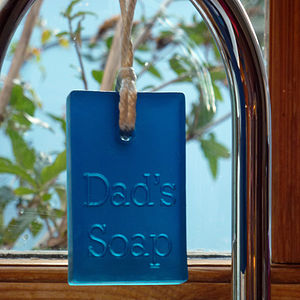 Dad's Soap On A Rope - from the little ones