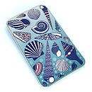 Sea Shell Leather Phone Case