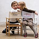 Personalised Child Director's Chair