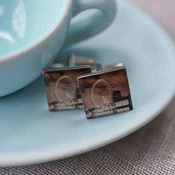 London City Cufflinks