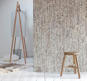 Arthur Slenk Remixed Wallpaper 03 - living room styling