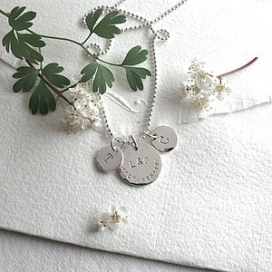 Grandma's New Necklace - necklaces & pendants