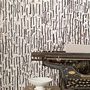 Remixed Wallpaper Arthur Slenk Design Eight