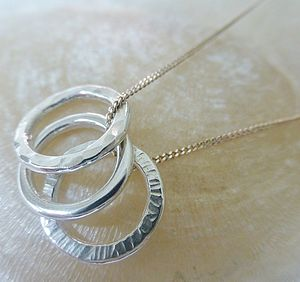 Polo Trio Silver Necklace - jewellery sets