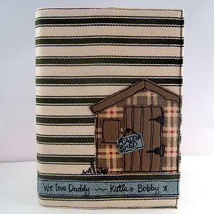 Gardeners Shed Notebook