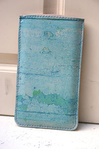 Blue Door Printed Phone Case