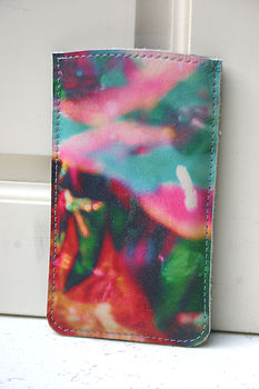Rainbow Kaleidoscope Printed Phone Case